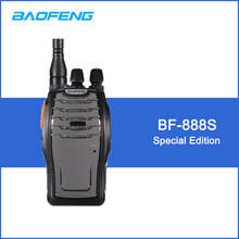 BAOFENG BF-888S Talkie Walkie 16CH FM UHF 400-470MHz 2-way Radio Transceiver Portable Interphone Long Distance Flashligt(China)