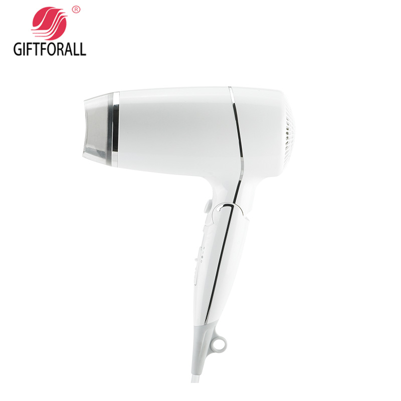 GIFTFORALL Hairdryer Professional Styling Powerful Wall Mounted Portable not hurt the hair hot and cold Bathroom Home Dryer C183<br>