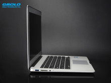 "GMOLO brand 13""  ultrabook aluminium laptop computer I5 5200U 5th. Gen laptop 4GB 128GB SSD 1920*1080 HD screen backlit keyboard"