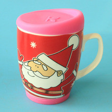 Coffee mugs milk cups Ceramic coffee mugs hand-painted Ceramic mugs Christmas cups Manufacturer Wholesale cups(China)