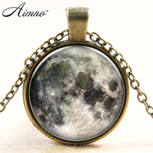 Skyrim Necklace Sailor Moon Pendants Necklaces Fashion Jewelry Accessories Sky Silver Plated Pendant Necklace Women B453