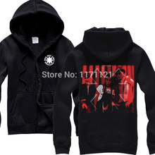RED HOT CHILI PEPPERS band LOGO ALTERNATIVE RHCP WHITE BLACK BASEBALL hoodie(China)