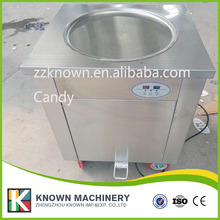 high economic commercial used fried ice cream machine with big size 45cm for sale(China)