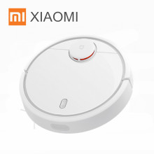 2017 Original Xiaomi MI Robot Vacuum Cleaner for Home Automatic Sweeping Dust Sterilize Smart Planned Mobile App Remote Control