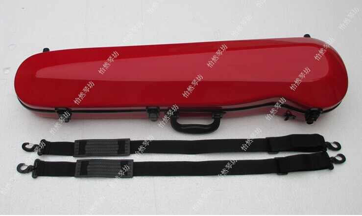 red color  New  Case  fro Erhu fiddle  Glass Fiber Light Durable Black White Blue Red    Erhu fiddle<br><br>Aliexpress