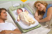 Multifunction Baby Folding bed Original Baby Delight Infant safety isolation bed infant baby cribs infant baby sleeping