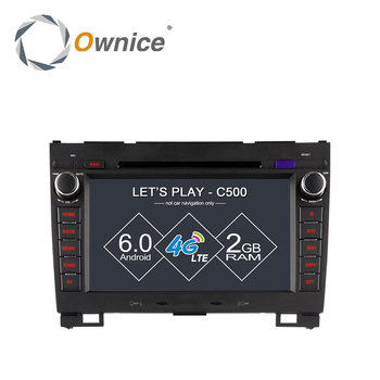 "Ownice C500 1024*600 Android 6.0 4 Core 8"" CAR DVD PLAYER GPS Navi For Great Wall Hover H3 H5 wifi 4G radio 2GB RAM 16GB ROM"
