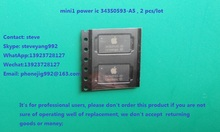 mini 1 power ic 343S0593-A5 BGA chip for repairing mini1 mather board replacement of power ic,mini1 pmu moduel,2pcs/lot