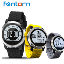 Hot Torntisc F69 Outdoor Sports Smart Watch  Waterproof Support Call SMS Reminder Pedometer Heart rate monitor for Android IOS