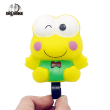 Drbike Yellow Air Horn Well Designde for Children Colorful Cartoon Kids Bicycle Bell Bicicleta Campana