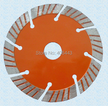 "4"" Diamond Turbo Saw Blade for Dry Cutting Cement Concrete Wall 114mm*1.4mm*20mm"