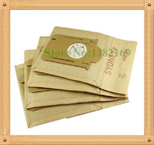 10 pieces/Lot Vacuum Cleaner Bags Filter Paper Bag Dust Bag for electrolux  Airclean,Airmax ZAM, Bolido,Clario,S-bag series etc.