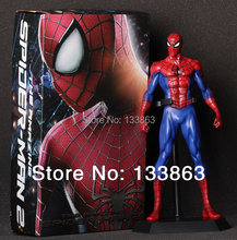 "The Amazing Spider Man 12"" Action Figures Toy  Spiderman PVC Figure Doll,toys for kids,marvel toys"