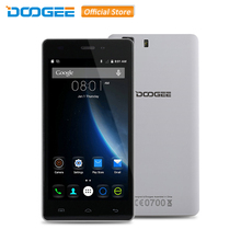 Original DOOGEE X5 5.0 inch MT6580 Quad Core Android 6.0 RAM 1GB ROM 8GB 3G WCDMA Smartphone 1280 x 720P Dual SIM with Hotknot