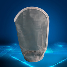 1x Stainless Steel 200 Micron 7inch Fish Aquarium Industrial Filter Sock Bags Water Liquid Oil Acid and Alkali Resistance(China)