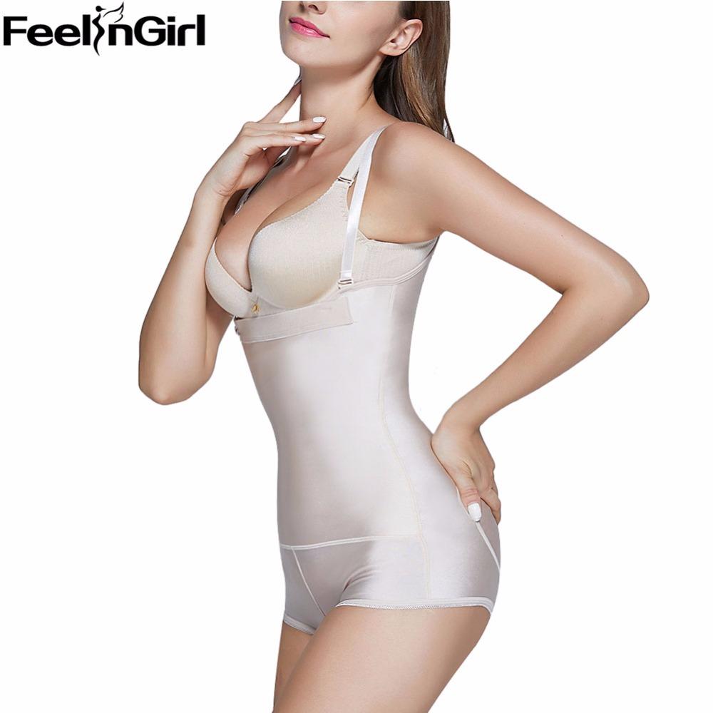 f5aeb884f2f Product Name Body Shaper Women Tummy Control Underbust Slimming Underwear  Shapewear Waist Cincher Firm Bodysuits Korse Faja reductora Mujer-D
