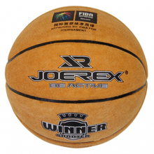 JOEREX 7# Basketball Ball High Quality basketbol topu Genuine Cow leather basketbol(China)