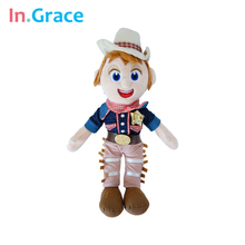 Toy Story woody dolls for kids unique birthday gifts cartoon stuffed cowboy woody for children 35CM high quality doll freeship