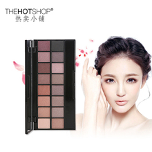 1PCS/20 Colors Christmas Professional Branded Makeup Sets Eyeshadow Concealer Beauty double layer design Palette Cosmetics Girls