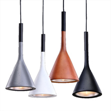 designers simple pendant lights creative restaurant bar table small fresh LED bedside decorated pendant lamp ZA(China)