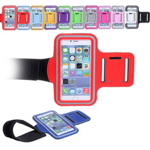 Holder Waterproof outdoor Adjustable GYM Jogging Running arm band case cover skin for Nokia Lumia 640 N640 mobile phone