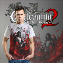 [XHTWCY] The new 2017 T Shirt package mail Castlevania Nes Classic Game T Shirt Castlevania Nes Classic Game