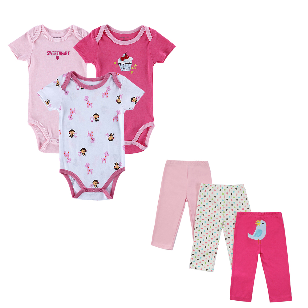 Belva New Baby Girls Jumpsuit Cotton High Quality Infant Newborn Rompers Layette Sets Baby Clothing Comfortable Pants Outfit<br><br>Aliexpress