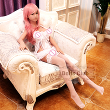 Full Body Sex Dolls for Man Real Silicone Sex Dolls 140cm Skeleton Realistic Ass Vagina Lifelike Real Love Solid Sexy Toy Adult(China)