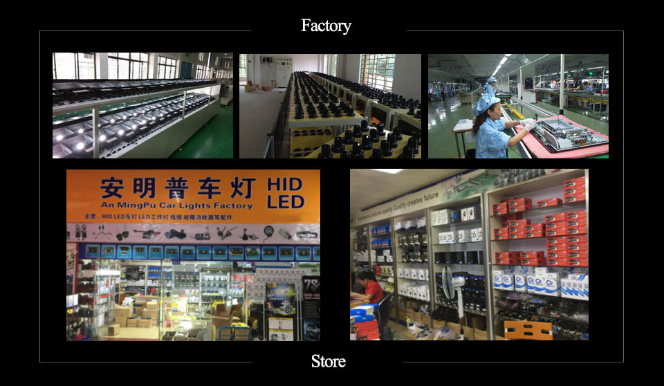 ANMINGPU Car Lamp Factory and Store
