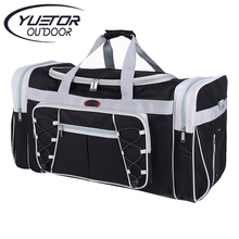 YUETOR Big Capacity Outdoor Sports Single Shoulder Fitness Bags Multifunction Sporting Handbag Training Gym Bag for Women Men