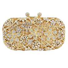 Lovely candy Clutch purse Luxury Sparkly Women Evening bags soiree Party Clutch Bag Small Handbags Bling Ladies Bag SC266