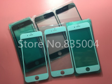 10pcs/lot NEW Replacement Front Glass Lens Outer Lens Glass for iphone 6 6S 4.7inch digitizer screen front outer glass lens