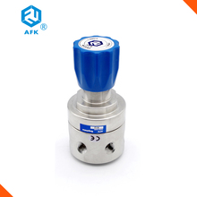 R12 Medium Flow Pressure Regulator Nitrogen oxygen gas regulators
