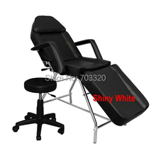 Portable Teeth Whitening Chair Mobile Facial Bed Folding Beauty Salon Beds Dental Equipment Wholesales Fast Free Shipping
