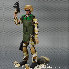 "12"" 1/6 SWAT SDU SEALs Uniform Military Plastic Toy Soldiers Sets Army Combat Game Toys With Retail Box Action Figure Model Toys(China)"