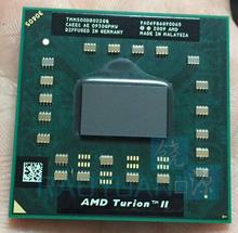 AMD Turion II Ultra Mobile M500 Processor 2.2GHz 1MB L2 Cache Socket S1 (S1g3) PGA638  M500 TMM500DBO22GQ  Laptop CPU