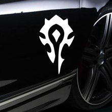 HORDE wow World of Warcraft game decal STICKER VINYL VEHICLE CAR WALL LAPTOP