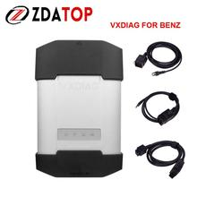 dhl Free ship VXDIAG Multidiag Diagnostic Tool for Benz Powerful than MB STAR C4 For Benz scanner In stock