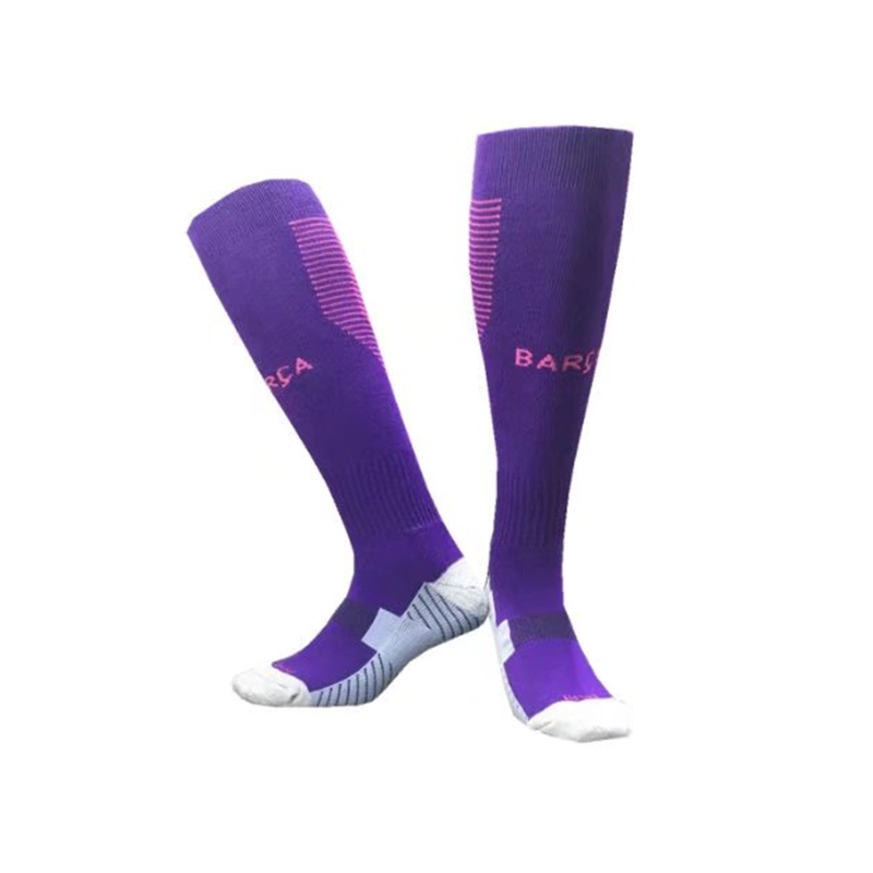 NO Logo National Team Germany Football Barreled Knees Slip Bottom Thick Stocking Spain Soccer Socks Compression Socks 8
