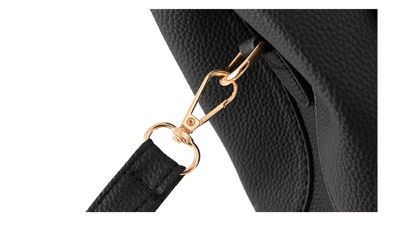 WENYUJH New 18 Elegant Shoulder Bag Women Designer Luxury Handbags Women Bags Plum Bow Sweet Messenger Crossbody Bag for Women 12