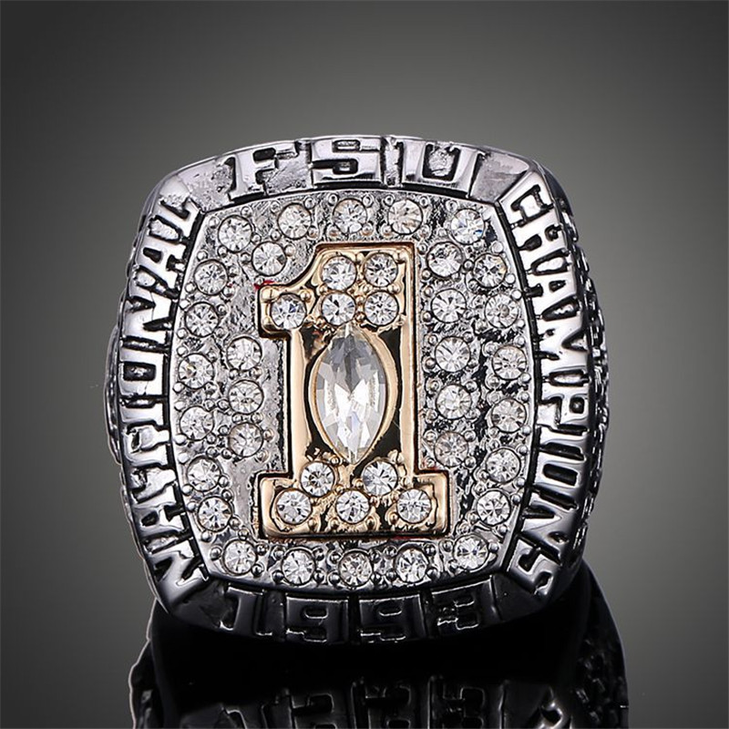 NCAA National Champ 1993 Florida State University Replica Super Bowl Rings for Men J02095(China)