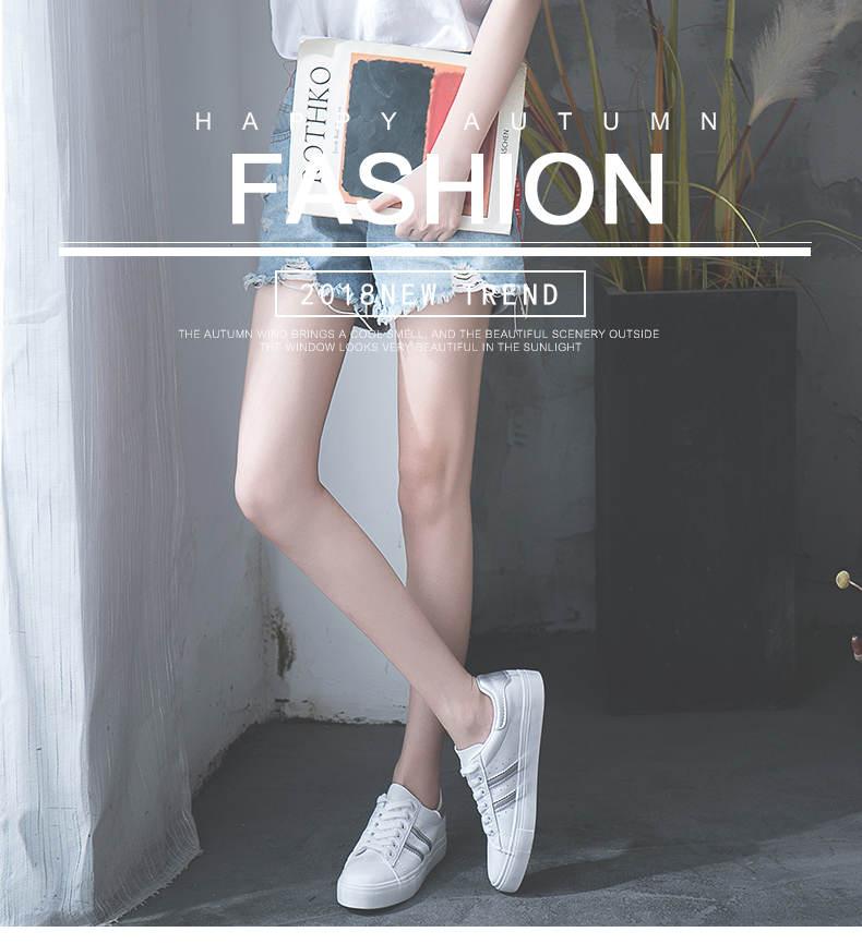حذاء نساء لون ابيض 28