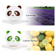 For Color Car air freshener angel Cute Panda fragrance perfume for women brand perfume fantasy parking imported car