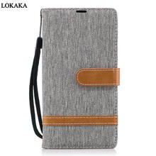 Buy LOKAKA Case Sony Xperia XA2 XA 2 2018 Wallet Cloth PU Leather TPU Back Cover Flip Stand Bags Cases Sony Xperia XA2 Shell for $5.99 in AliExpress store