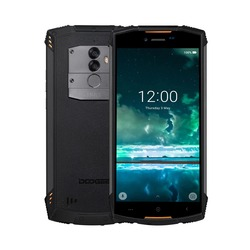 Быстрая доставка на DOOGEE S55 5,5 дюймов 18:9 IP68 водонепроницаемый пылезащитный смартфон MTK6750T 5500 мАч 4 Гб 64 Гб мобильный телефон