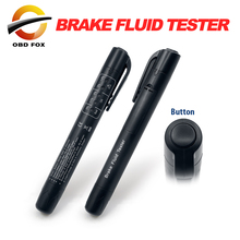2017 Top selling Brake Fluid Tester 5 LED Car Vehicle Auto Automotive Testing Tool for DOT3/DOT4 Free shipping