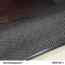 WDF24-1   Carbon Fiber patterns10 square Width 1m hydrographic films water transfer printing  transparent +black