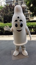 Buy condom mascot costume custom fancy costume anime cosplay kit mascotte theme fancy dress carnival costume41178