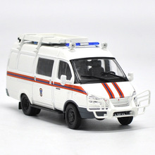 Box gift model,High simulation 1:43 alloy Armored vehicle FA3 Soviet car,DEA military rescue truck,free shipping