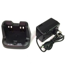 NEW Radio two way battery charger for BC-192 BC192 For NIMH battery for ICOM for IC-V80 IC V80E 2 way radio